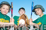 BASEBALL: Members of the Green Sox Baseball Club in Tralee preparing for the national baseball tournament to be held in Tralee on Saturday.   Copyright Kerry's Eye 2008