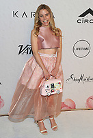 NEW YORK, NY - APRIL 13: Kerry Butler at Variety's Power Of Women: New York at Cipriani Wall Street in New York City on April 13, 2018. <br /> CAP/MPI/JP<br /> &copy;JP/MPI/Capital Pictures