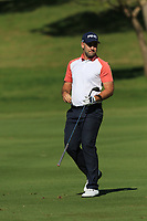 Oliver Farr (WAL) on the 5th fairway during Round 1 of the Challenge Tour Grand Final 2019 at Club de Golf Alcanada, Port d'Alcúdia, Mallorca, Spain on Thursday 7th November 2019.<br /> Picture:  Thos Caffrey / Golffile<br /> <br /> All photo usage must carry mandatory copyright credit (© Golffile | Thos Caffrey)