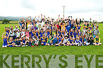 CU?L CAMP: Enjoying a great time at the Ballymac GAA VHI Cu?l camp at Ballymac on Monday