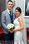 Kearns/Fitzgerald wedding in the Ballyroe Hotel on Friday July 27th