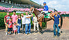 Francesco Punch winning at Delaware Park on 7/29/15