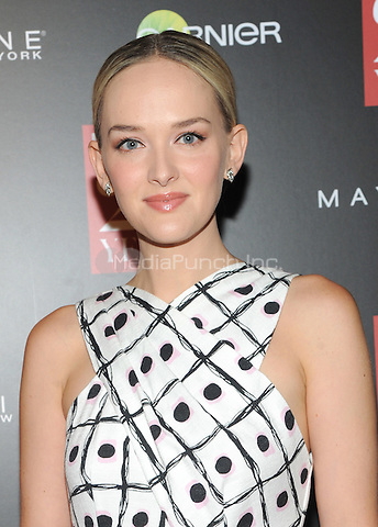 New York, NY-September 8: Jess Weixler attends Instyle 20th Anniversary Party on September 8, 2014 at Diamond Horseshoe at the Paramount Hotel in New York City.  Credit: John Palmer/MediaPunch