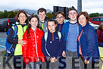 Elaine, David and Niamh Crowley, Andrei Birsan, Nell Crowley, Ryan and Joan Crowley at the MS Walk Old Kenmare Walk on Sunday