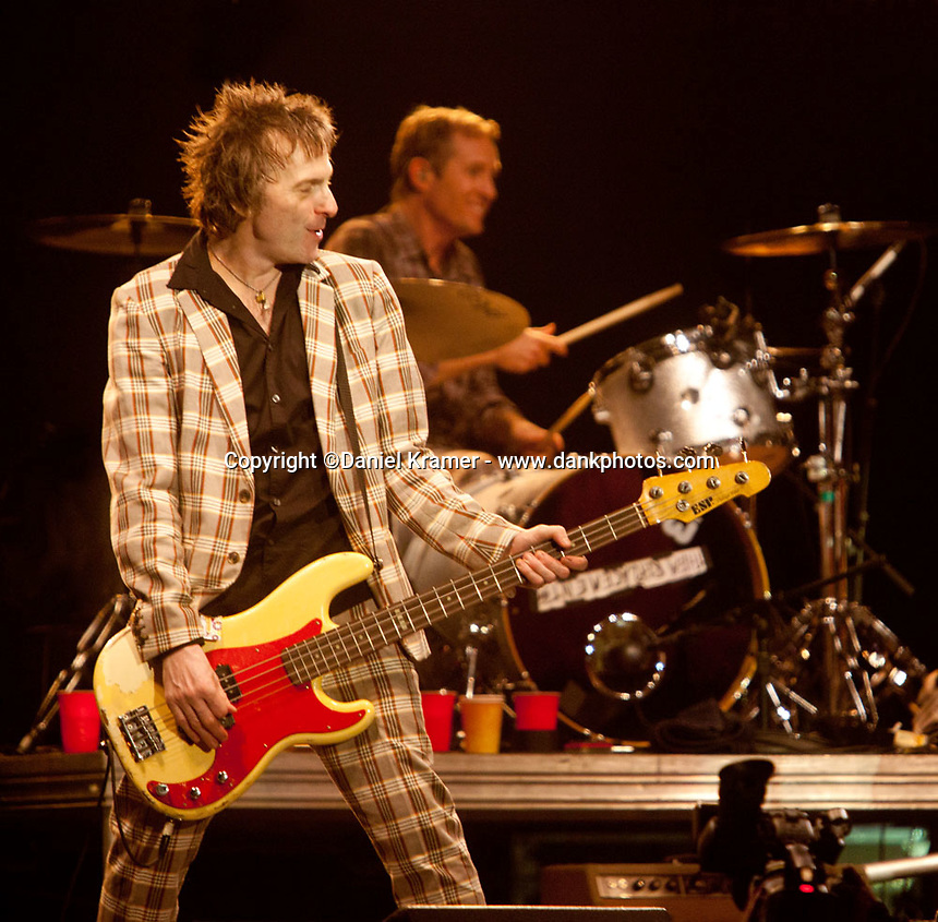 The Replacements perform at Midway Stadium in St. Paul, MN the bands first hometown appearance in 23 years. (9-13-14)