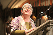Rockefeller Chapel celebrated Dr. Martin Luther King's birthday Wednesday with a commemoration celebration.<br /> <br /> Dean of Rockefeller Memorial Chapel, Elizabeth Davenport.