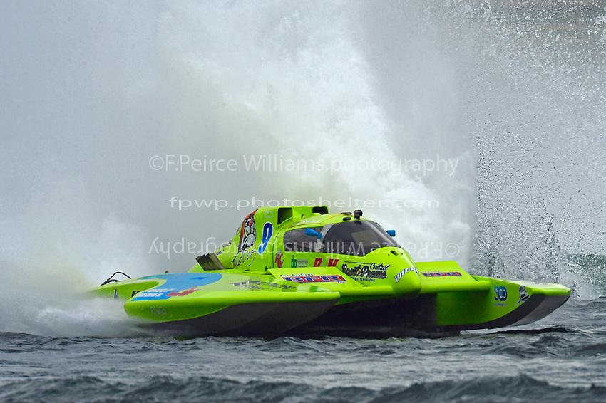 Mathew Daoust, GP-9 (Grand Prix Hydroplane(s)