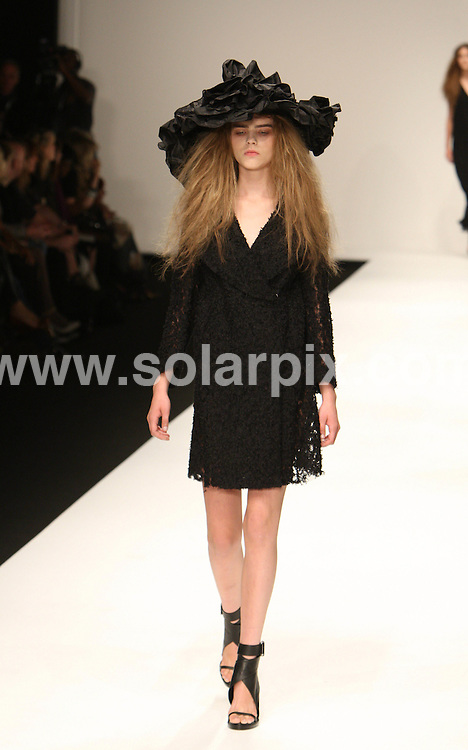 **ALL ROUND PICTURES FROM SOLARPIX.COM**                                             **WORLDWIDE SYNDICATION RIGHTS**                                                                                  Caption:   London Fashion Week.                                                                            ..This pic: John Rocha Collection                                                                                       ..JOB REF:  12123     MLW       DATE:  18.09.10                                                        **MUST CREDIT SOLARPIX.COM OR DOUBLE FEE WILL BE CHARGED****MUST AGREE FEE BEFORE ONLINE USAGE**                               **CALL US ON: +34 952 811 768 or LOW RATE FROM UK 0844 617 7637**