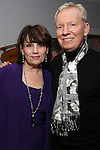 Beth Leavel and John Epperson attends the Dramatists Guild Fund Salon with Matthew Sklar and Chad Beguelin at the home of Gretchen Cryer on December 8, 2016 in New York City.