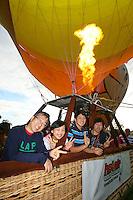 20150104 January 04 Hot Air Balloon Gold Coast