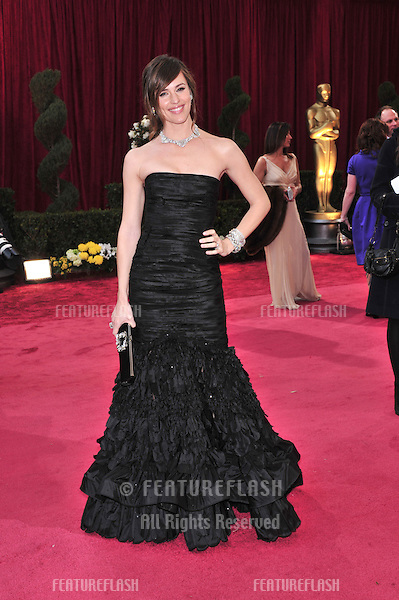 Jennifer Garner at the 80th Annual Academy Awards at the Kodak Theatre, Hollywood, CA..February 24, 2008 Los Angeles, CA.Picture: Paul Smith / Featureflash