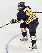 Brent Gough - Boston College defeated Merrimack College 3-0 with Tim Filangieri's first two collegiate goals on November 26, 2005 at Kelley Rink/Conte Forum in Chestnut Hill, MA.