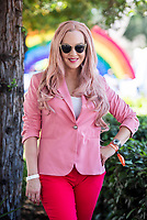 Wendi McLendon attends LA Pride Parade on June 9, 2019 in West Hollywood, California.<br /> CAP/MPI/IS/CT<br /> ©CT/IS/MPI/Capital Pictures