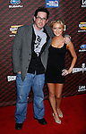 "LOS ANGELES, CA. - October 18: Director Darren Lynn Bousman (L) and actress Alexa Vega arrive at the Spike TV's ""Scream 2008"" Awards at The Greek Theater on October 18, 2008 in Los Angeles, California."
