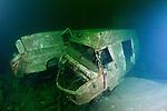 Transit Van lie around 18m in Hodge Close