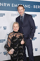 Christine Urspruch, Wotan Wilke Moehring <br /> ***NRW Reception during the 68th International Film Festival Berlinale, Berlin, Germany - 10 Feb 2019 *** Credit: Action PRess / MediaPunch<br /> *** USA ONLY***