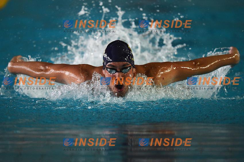 Luca Marin 400m Misti Uomini .Riccione 10/04/2013 .Campionati Italiani Assoluti Nuoto Primaverili 2013.Foto Andrea Staccioli Insidefoto