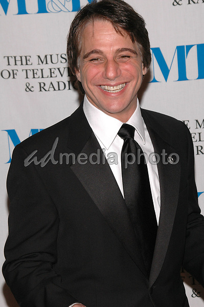 26 May 2005 - New York, New York - Tony Danza arrives at The Museum of Television and Radio's Annual Gala where Merv Griffin is being honored for his award winning career in radio and television.<br />Photo Credit: Patti Ouderkirk