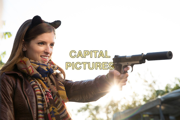 Mr. Right (2015)<br /> Anna Kendrick <br /> *Filmstill - Editorial Use Only*<br /> CAP/FB<br /> Image supplied by Capital Pictures
