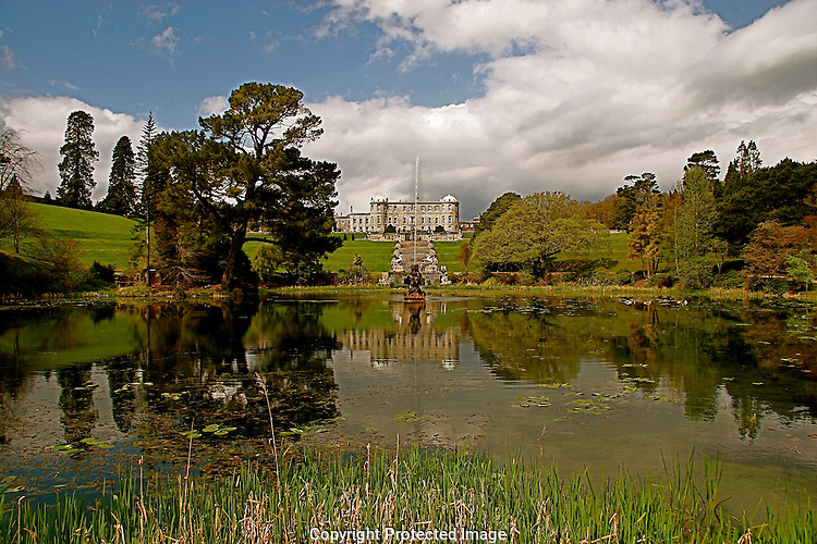 Powerscourt House and Gardens, Ireland