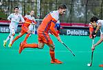 ROTTERDAM - Mirco Pruijser (NED)   tijdens   de Pro League hockeywedstrijd heren, Nederland-Spanje (4-0) . COPYRIGHT KOEN SUYK