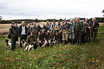 Tay Valley Gundog Association recently held their field trials for members qualifying for the 2018 spaniel championship, at Broomhall Estate in Fife. The 16 dog novice and open stake qualifying rounds were held on 9th and 10th October. 10 Oct 2017. Charlestown. Credit: Photo by Tina Norris. Copyright photograph by Tina Norris. Not to be archived and reproduced without prior permission and payment. Contact Tina on 07775 593 830 info@tinanorris.co.uk  <br /> www.tinanorris.co.uk