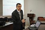 "MEDENINE - TUNISIA - 14 March 2012 -- European Training Foundation (ETF) / Tunisian Ministry of Vocational Training and Employment (MFPE) -  ""Human Capital for Regional Socio-Economic Development (Medenine, Tunisia)"" - Project Launch Workshop -- Lassaad MEZGHANI -- PHOTO: Lindsay MACKENZIE / EUP-IMAGES.."