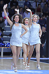 24.01.2015 Andorra. Liga Endesa. Cheerleaders Urban Gym. Morabanc v Unicaja