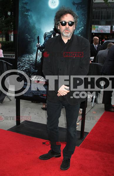 Tim Burton at the premiere of Abraham Lincoln: Vampire  Hunter at AMC Loews Lincoln Square in New York City. June 18, 2012. © RW/MediaPunch Inc. NORTEPHOTO.COM<br /> NORTEPHOTO.COM<br /> **SOLO*VENTA*EN*MEXICO**