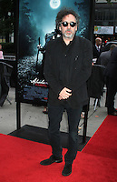 Tim Burton at the premiere of Abraham Lincoln: Vampire  Hunter at AMC Loews Lincoln Square in New York City. June 18, 2012. © RW/MediaPunch Inc. NORTEPHOTO.COM<br />