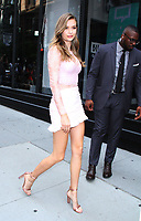 NEW YORK, NY August 7: Josephine Skriver at Build Series in New York city on August 07, 2018. <br /> CAP/MPI/RW<br /> &copy;RW/MPI/Capital Pictures