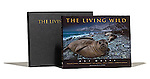 This exclusive version of The Living Wild, is hand signed by Art Wolfe in a numbered limited edition of 500. Each book measures 14-3/4x11-5/8 and is encased in a handsome protective casing This book that celebrates the incredible diversity of wildlife that still inhabits the Earth at the beginning of this new century. Art Wolfe spent three years on an odyssey that took him to 40 different countries to record over 140 different species and their habitats. Within this breathtaking book are important essays by; William Conway, Richard Dawkins, Jane Goodall, John C.Sawhill, and George B. Schaller 255 Pages. <br />