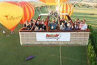 20160215 February 15 Hot Air Balloon Gold Coast