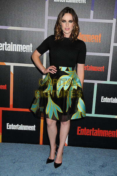 26 July 2014 - San Diego, California - Elizabeth Henstridge. Entertainment Weekly's Annual Comic-Con Celebration 2014 held at Float Lounge at the Hard Rock Hotel.  <br /> CAP/ADM/BP<br /> &copy;Byron Purvis/AdMedia/Capital Pictures