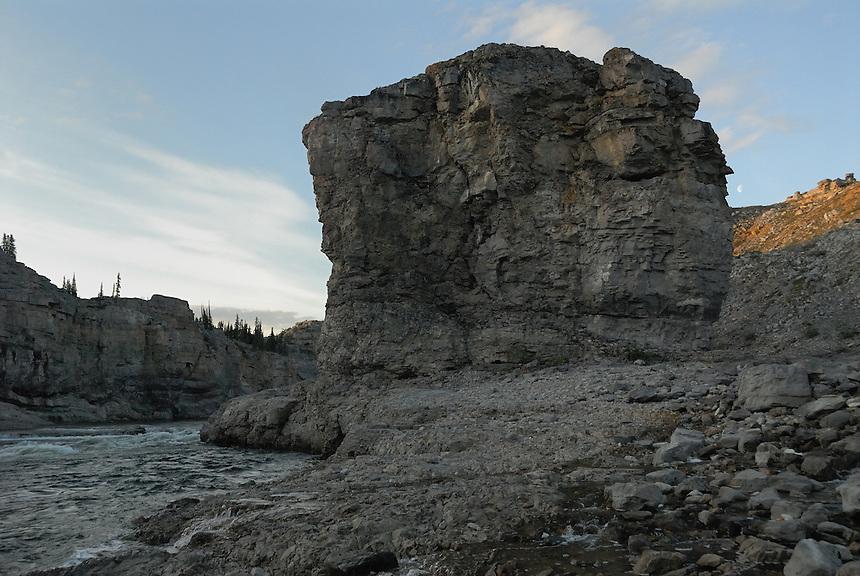 Arctic Canada,NWT,Horton river,wildlife,canoeing