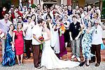 Paul & Dee's fabulous wedding by the sea, April 2011