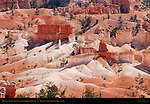 Bristlecone Point Landscape from Queen's Garden, Bryce Canyon National Park, Utah