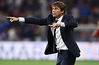 Antonio Conte coach of FC Internazionale <br /> Genova 28-09-2019 Stadio Luigi Ferraris Football Serie A 2018/2019 Sampdoria - FC Internazionale  <br /> Photo Image Sport / Insidefoto