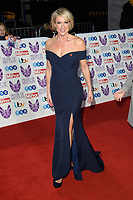 LONDON, UK. October 29, 2018: Faye Touzer at the Pride of Britain Awards 2018 at the Grosvenor House Hotel, London.<br /> Picture: Steve Vas/Featureflash