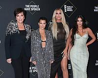 2019 Peoples Choice Awards Kardashians