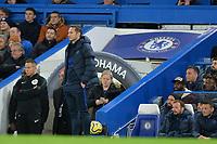 Chelsea FC manger Frank Lampard during Chelsea vs West Ham United, Premier League Football at Stamford Bridge on 30th November 2019