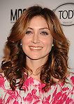 BEVERLY HILLS, CA. - April 15: Sasha Alexander arrives at the Diego Della Valle Cocktail Celebration Honoring Tod's Beverly Hills Boutique on April 15, 2010 in Beverly Hills, California.