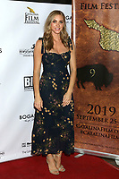 LOS ANGELES - SEP 26:  Jessica Sipos at the 2019 Catalina Film Festival - Thursday - Dark Harbor World Premiere at the Queen Mary on September 26, 2019 in Long Beach, CA