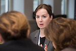 "BRUSSELS - BELGIUM - 23 November 2016 -- European Training Foundation (ETF) Conference on ""GETTING ORGANISED FOR BETTER QUALIFICATIONS"". -- Tamar Sanikidze, Ministry of Education and Science Director of LEPL National Center for Education Quality Enhancement (Georgia). -- PHOTO: Juha ROININEN / EUP-IMAGES"