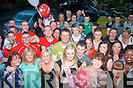 18TH BIRTHDAY: Shannon Carey, Woodbrook Manor, Tralee (front centre) had a smashing time celebrating her 18th birthday at her home last Saturday night surrounded by many friends and family.
