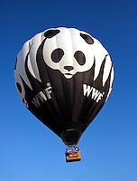 Wereldnatuurfonds luchtballon