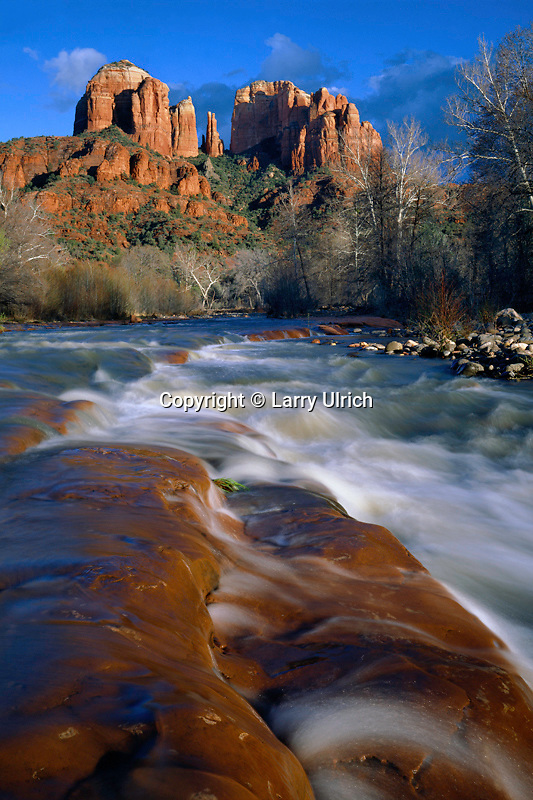 Oak Creek and Cathedral Rock<br />
