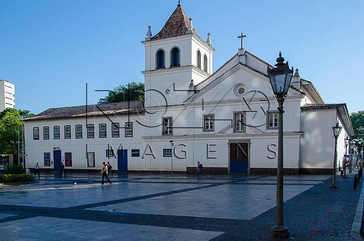 Páteo do Colégio e Museu Padre Anchieta, São Paulo-SP, 01/2014.