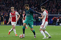 Daley Blind of Ajax and /and Fernando Llorente of Tottenham Hotspur during AFC Ajax vs Tottenham Hotspur, UEFA Champions League Football at the Johan Cruyff Arena on 8th May 2019