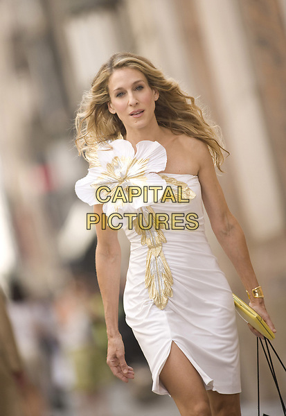 Sex and the City (2008) <br /> Sarah Jessica Parker<br /> *Filmstill - Editorial Use Only*<br /> CAP/MFS<br /> Image supplied by Capital Pictures